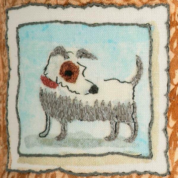 Cd732 B V1 – Dog stamps