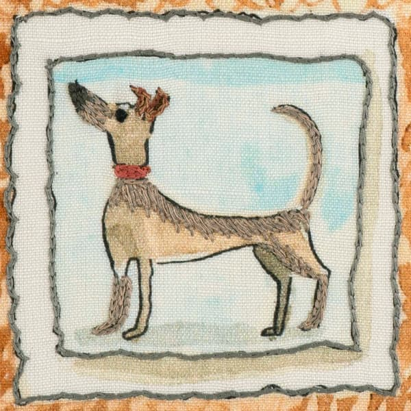 Cd732 B V2 – Dog stamps