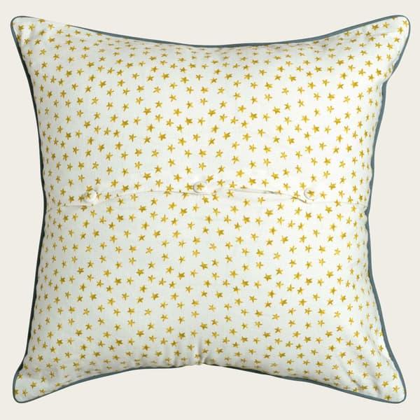 Cp3200 Iy Stars – Dots in indigo with dashes in indigo/gold