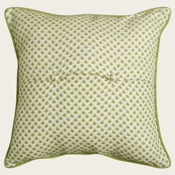 Cp3302 Ly Fern – Dots in lime with sun in lime/gold