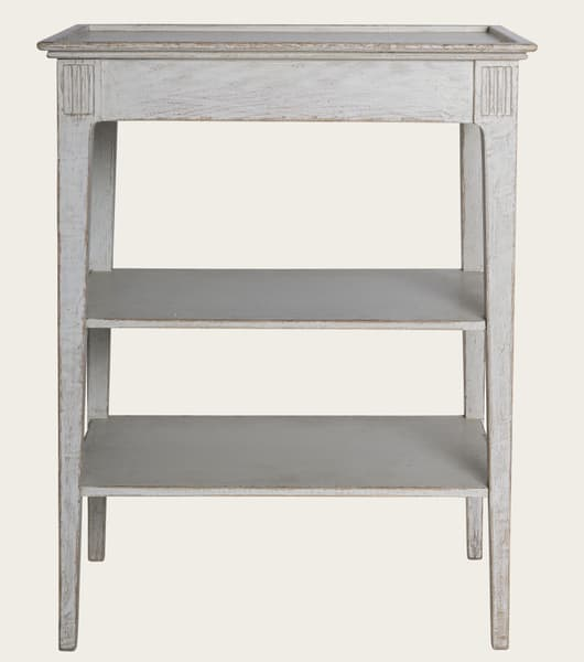 ENG081 8 v1 – Side table with shelves