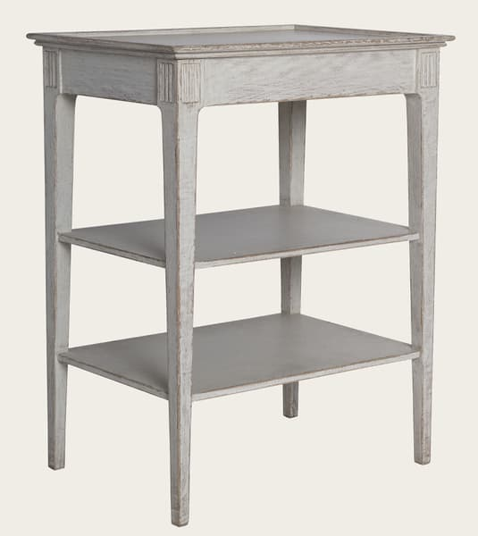 ENG081 8a v1 – Side table with shelves