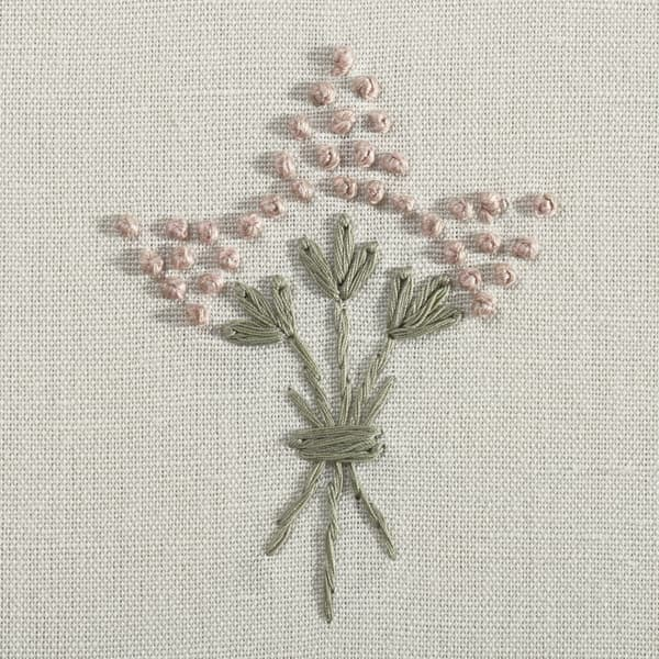 F057 PP Detail1 – Wisteria in pale pink