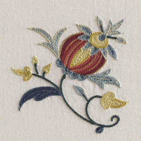 F487 V3 – Pommegranate sprig