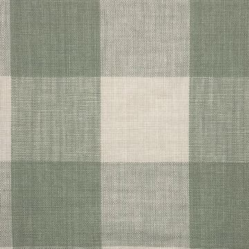Linen Check Large Seafoam