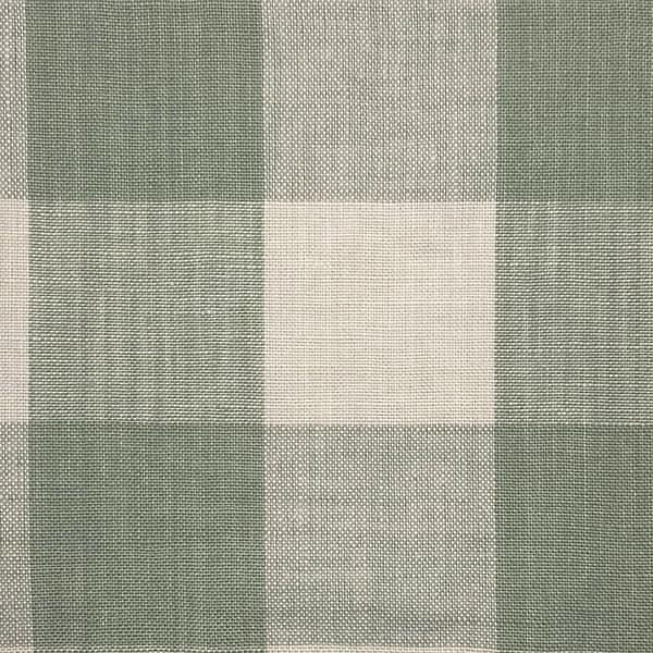 Fc3301 – Linen Check Large Seafoam