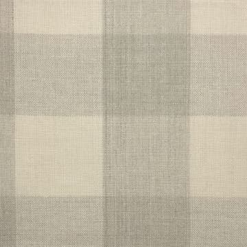 Linen Check Large Clay