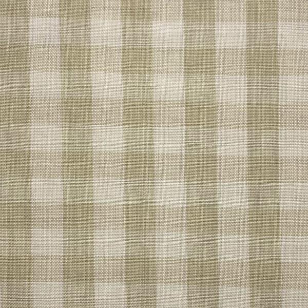 Fc3401 – Linen Check Small Sand