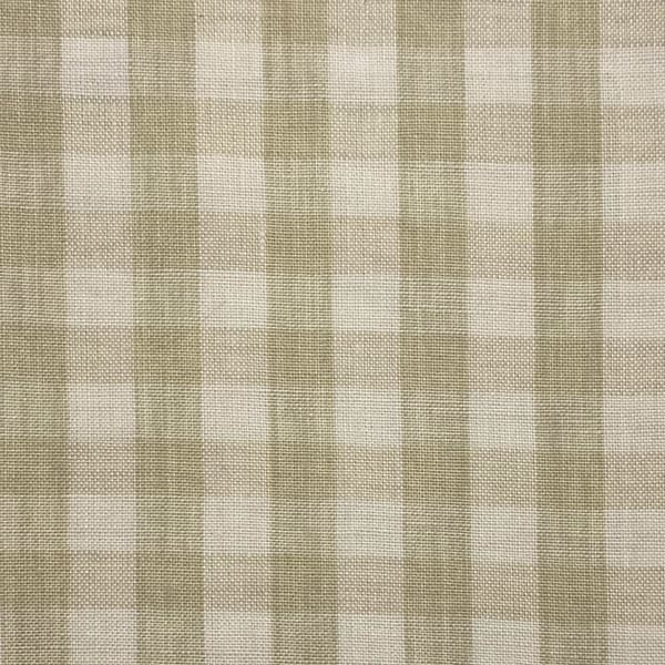 Fc3401 – Linen Check Small Sand