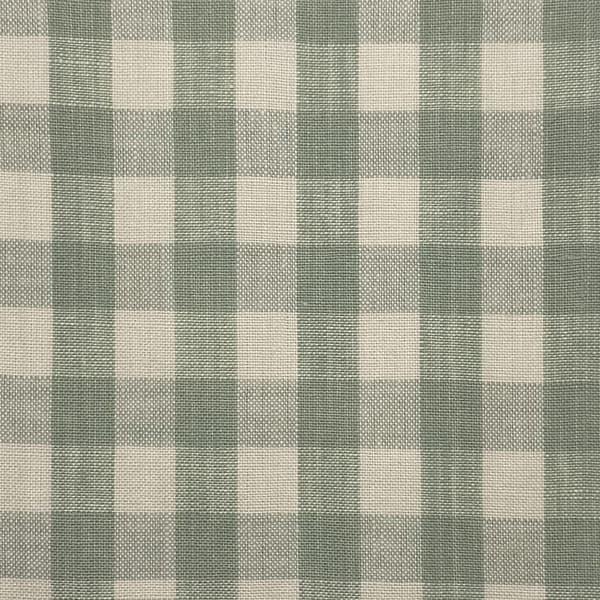 Fc3402 – Linen Check Small Seafoam