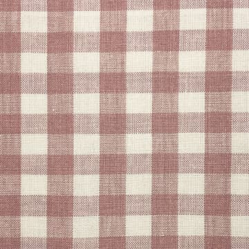 Linen Check Small Pink