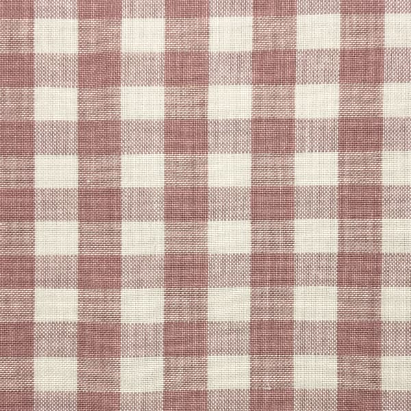 Fc3404 – Linen Check Small Pink