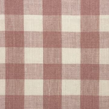 Linen Check Medium Pink