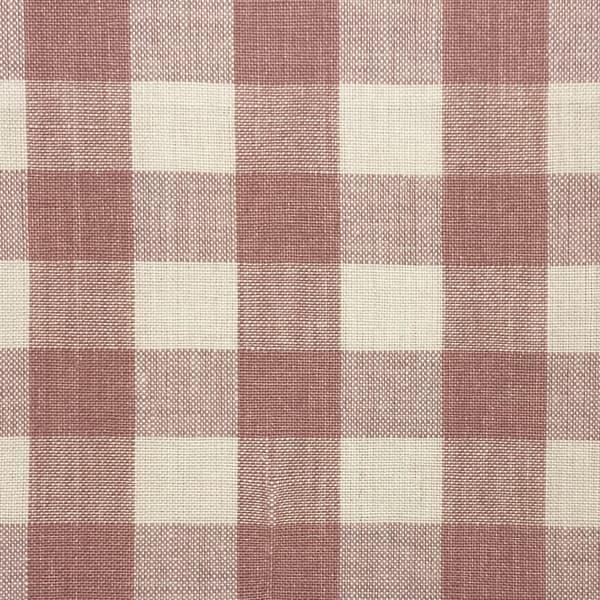 Fc3504 – Linen Check Medium Pink