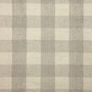 Linen Check Medium Clay