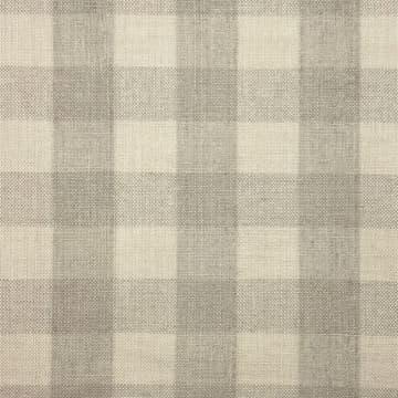 Linen Check Medium Clay