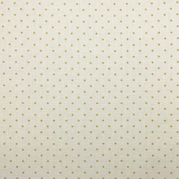 Dots in faded yellow