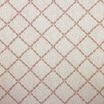 Trellis in pale pink