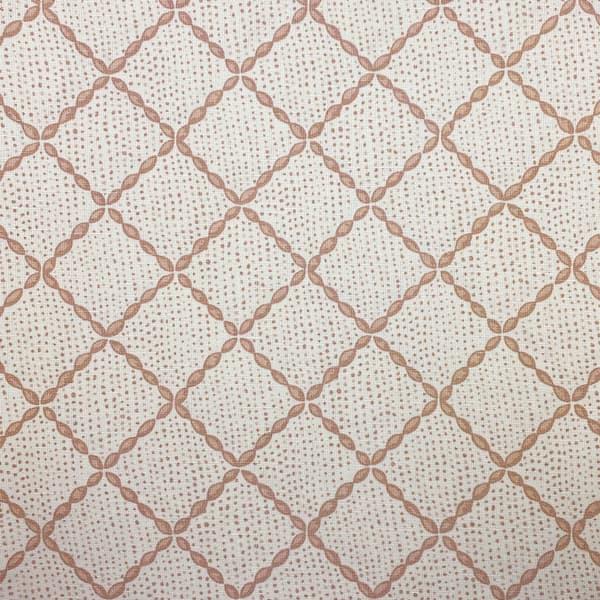Fp2114 – Trellis in pale pink