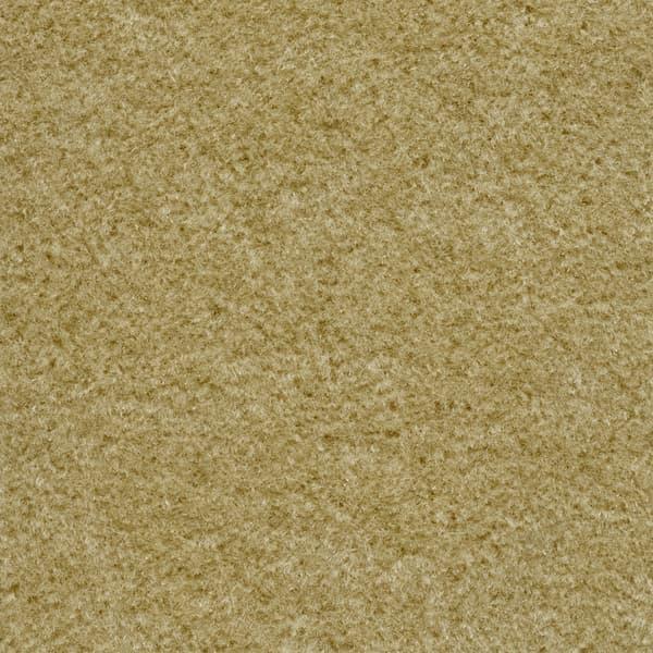 Fvm100 01 – Mohair Velvet in dirty yellow