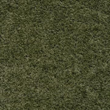 Mohair velvet in asparagus