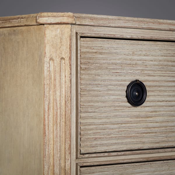 GUS043 38 D 02 – Bureau with ribbed drawers