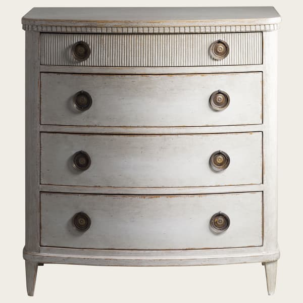 GUS049 8 – Bureau with ribbed top drawer