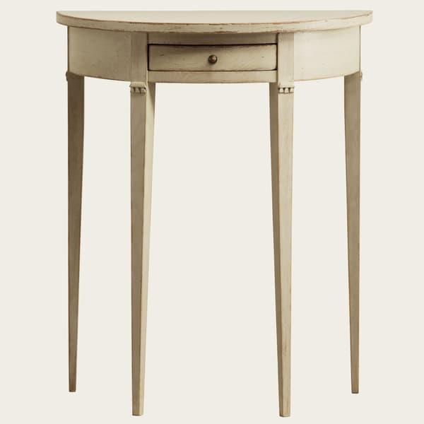 GUS051 5 – Small demi-lune table