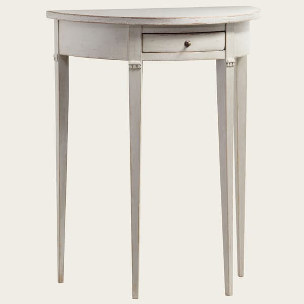 GUS051 8a – Small demi-lune table