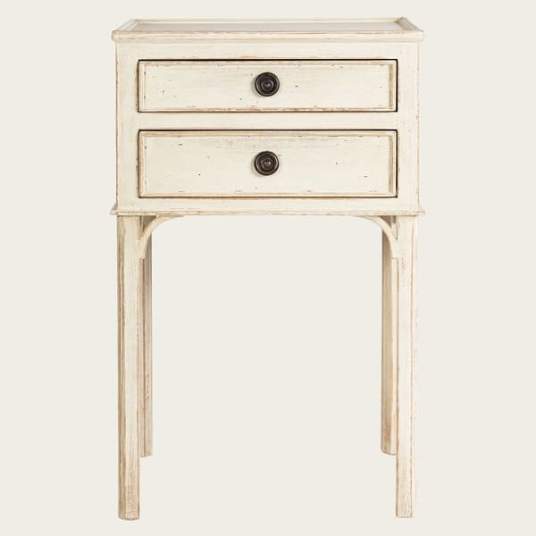 Gus 031 05 01 – Bedside table with two drawers