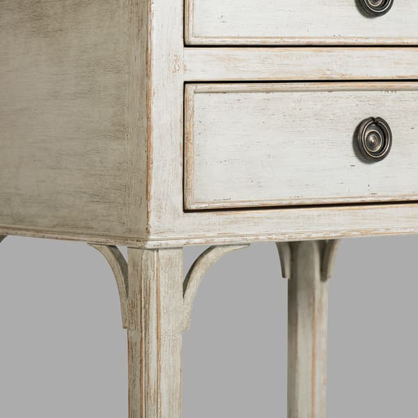 Gus 031 08 04 – Bedside table with two drawers