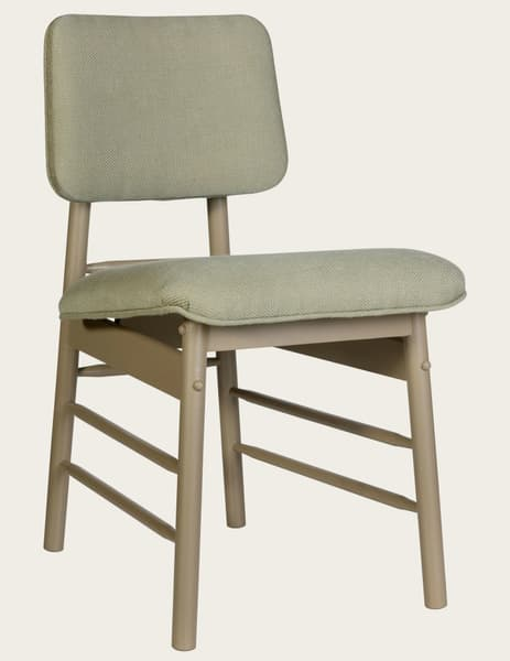 Mid010 12A Cheverny – Chair with upholstered back