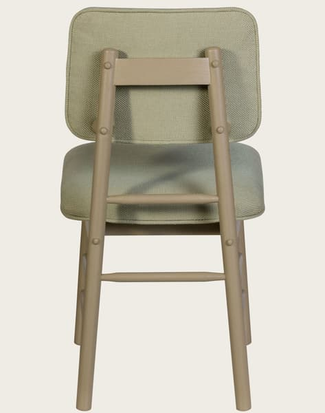 Mid010 12B Cheverny – Chair with upholstered back
