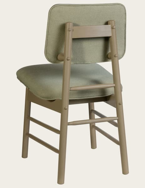 Mid010 12Ba Cheverny – Chair with upholstered back