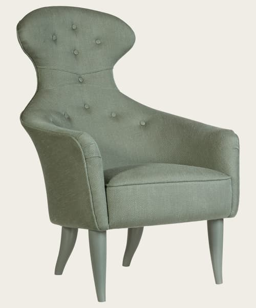 Mid029 14A Cheverny – Armchair with high back