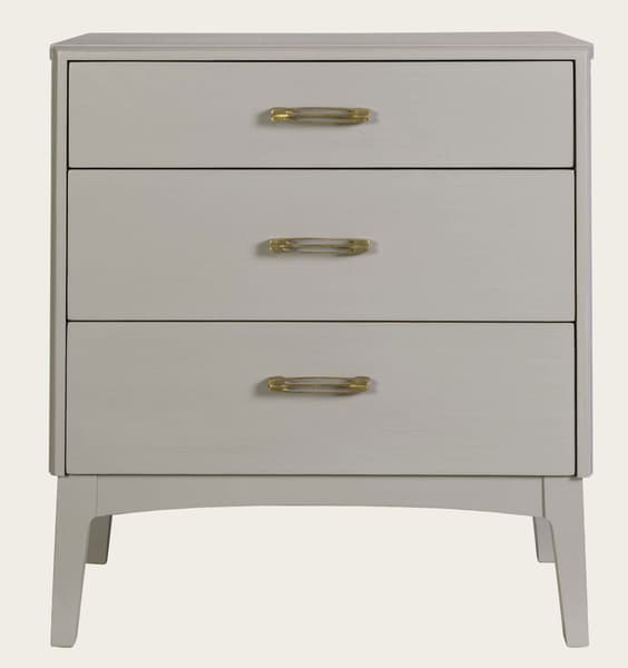 Mid056 A 19 – Bedside table with slit handles