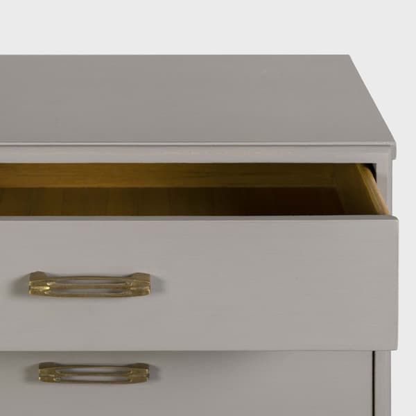 Mid056 A 19 D V1 – Bedside table with slit handles
