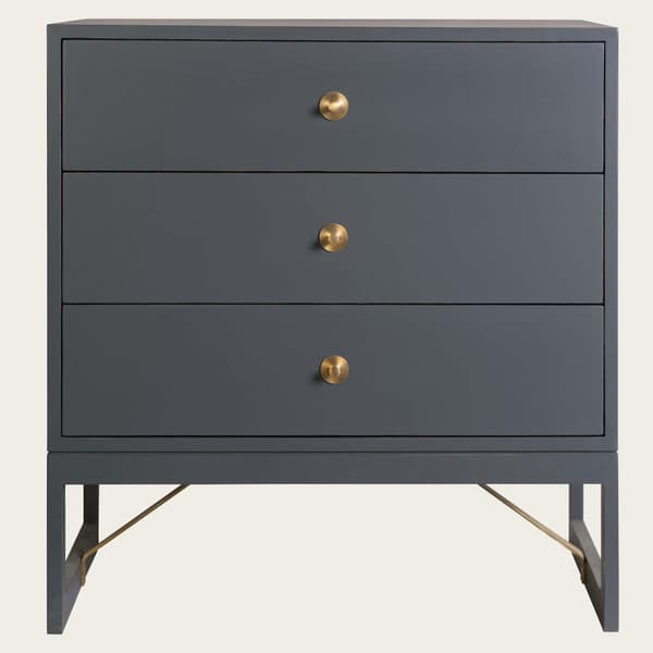 Mid057 A 18 – Chest of drawers with round pulls