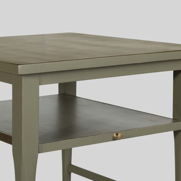 Mid082 13 D V1 – Sofa table with slide in shelf