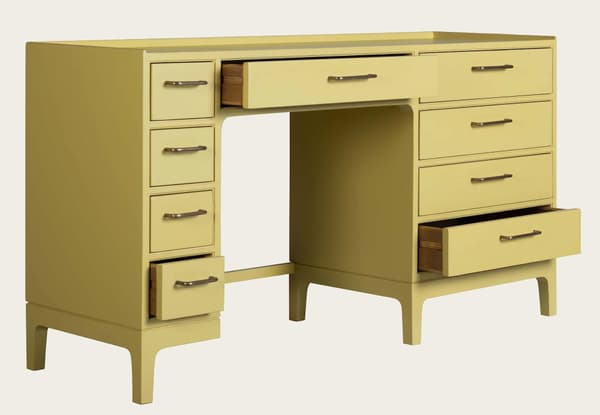 Mid971 Aj 41Ao – Junior modular desk with nine drawers