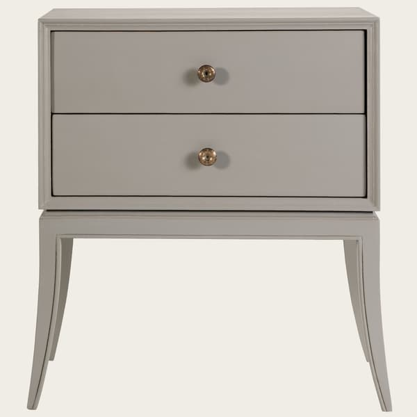 Mid 033 19 01 – Bedside table with two drawers