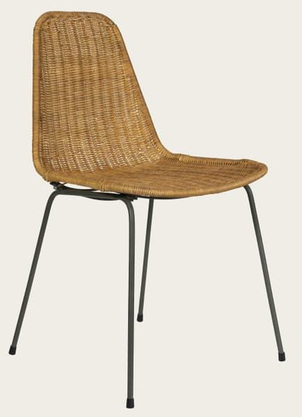 Tro010A – Rattan chair