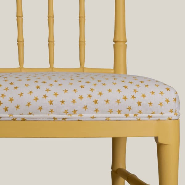 Tro026 J 41 D – Junior bamboo chair
