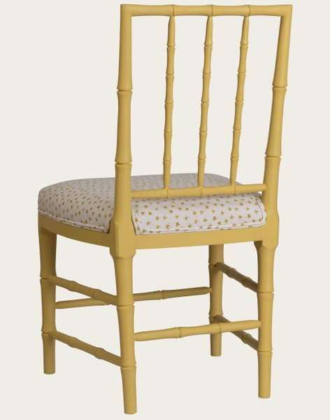 Tro026 J 41Ba – Junior bamboo chair
