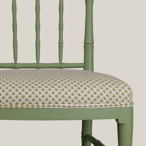Tro026 J 43 D – Junior bamboo chair