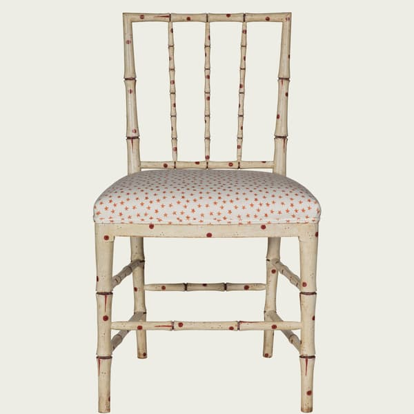 TRO026 38 R – Faux Bamboo chair