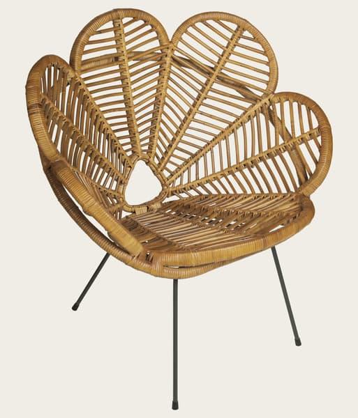Tro028A – Petal chair