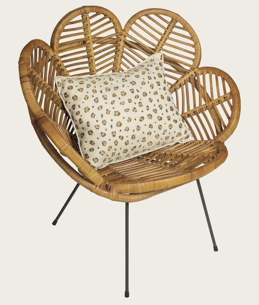 Tro028A Snuggles – Petal chair