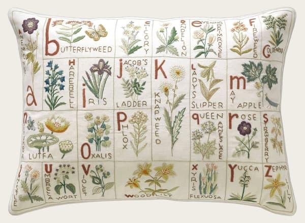 C504 A – Botanical alphabet