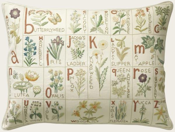 C504A – Botanical alphabet